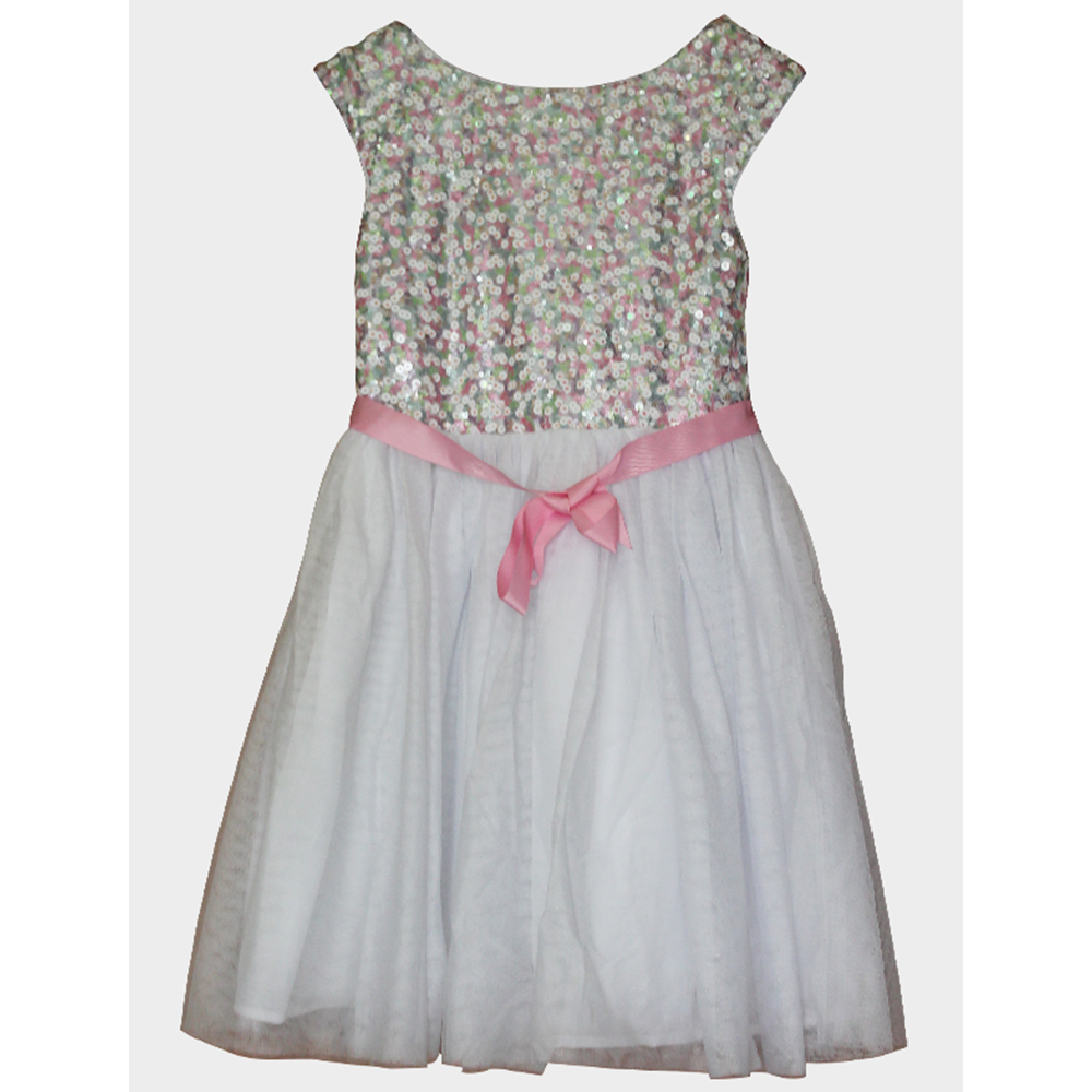 New arrival wholesale Fashionable Custom design Children Clothes girls dress