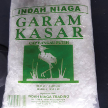 NATURAL AND HIGH QUALITY COARSE SALT FROM MALAYSIA