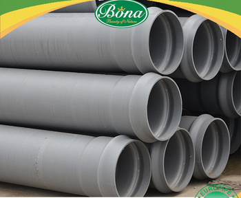 60mm PVC Pipe for sewage, drainage and irrigation