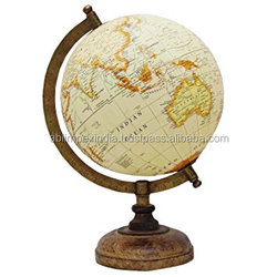STATIONARY GLOBE NEW DESIGN