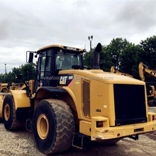 2012 year Secondhand Caterpillar front end loader 966 Cat 966h Wheel loader Brazil made