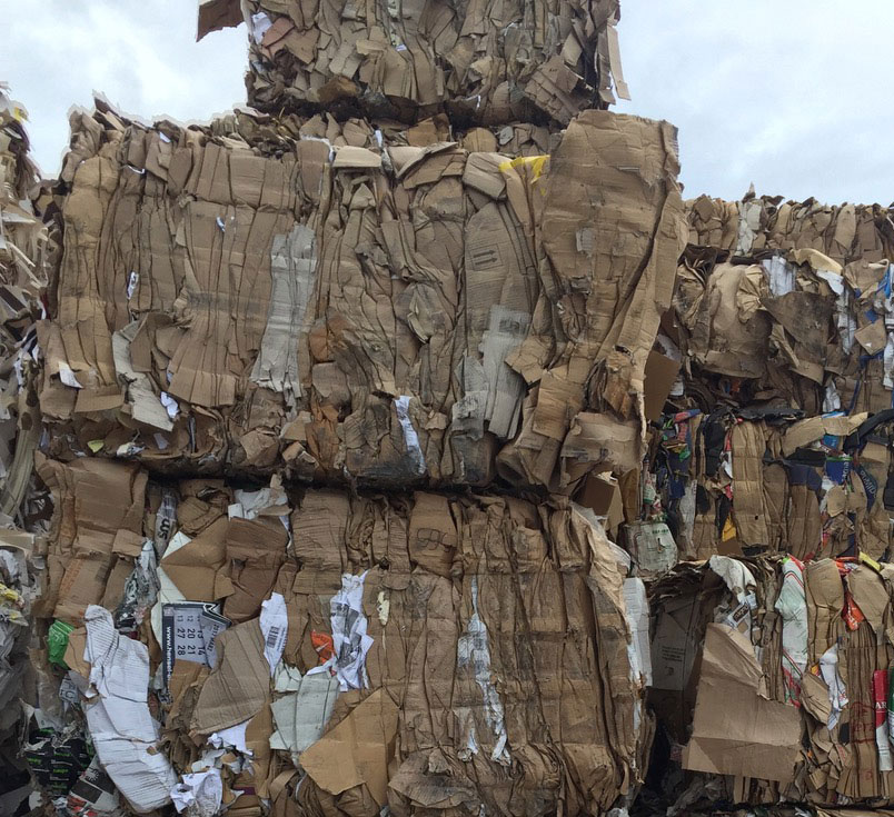 High quality waste paper scrap OCC Waste paper