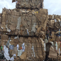 High Quality Waste Paper Scrap OCC