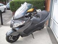 Used 2013 Suzuki BURGMAN 400 400cc
