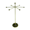 Brass Antique Plating Jewelry Display Stand