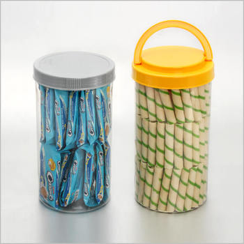 PET Plastic Jar for candy Duy Tan Plastic in Vietnam