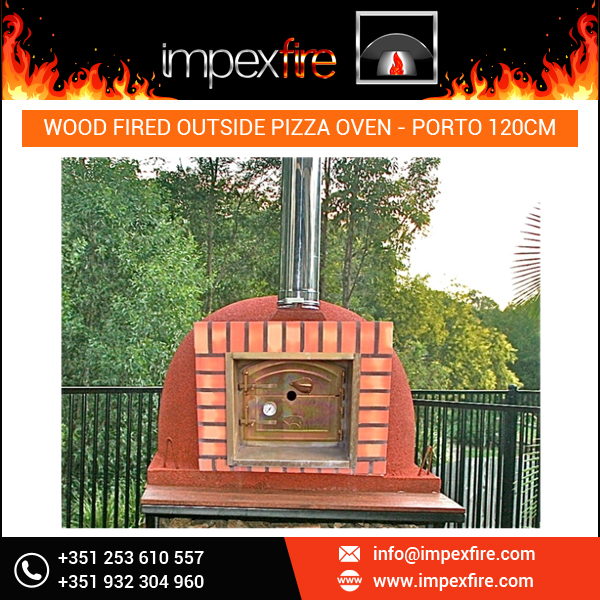 Bulk Quantity Pizza Making Wood Fired Oven at Economical Price