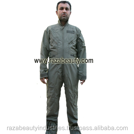 Nomex Flight Suits 27/P, Nomex Flyer's Suits, Nomex Pilot Coveralls, US Military Flight Suit