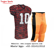dry fit adult american football jerseys, custom design camo football uniforms, sublimated american football uniform