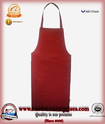 Cheap House use aprons / hotel chef apron OEM manufacturer Supplier
