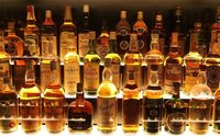 Black Label, Chivas Regal, Effen Vodka and Many Other Whisky and Spirits