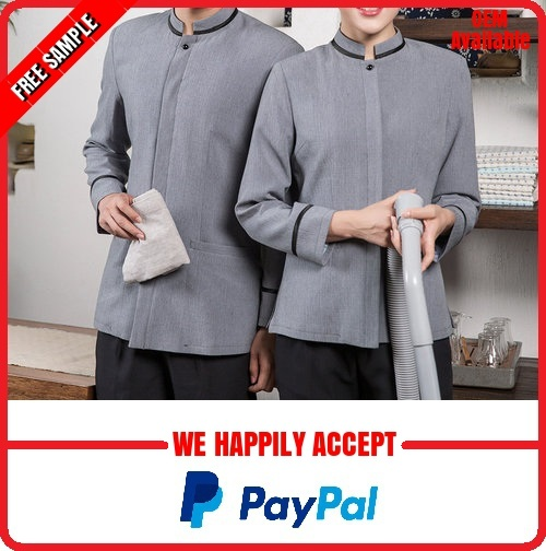 Hotel staff uniform wholesale exporter