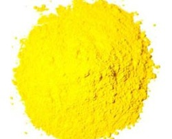 Highly Purified Pigment lemon chrome yellow for Leather