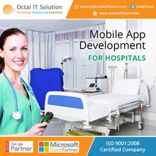 Mobile app development for Hospital / Book a Doctor using mobile application