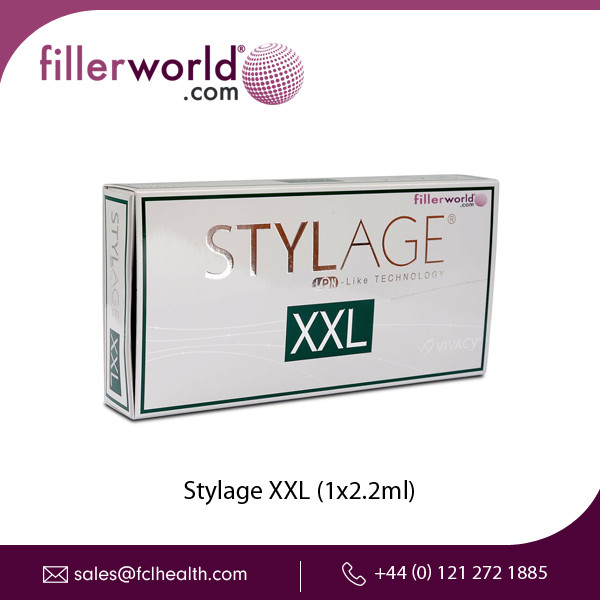 Vivacy Stylage XXL (1x2.2ml) for Facial Hollows