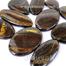 wholesale good quality iron tiger eye natural stone