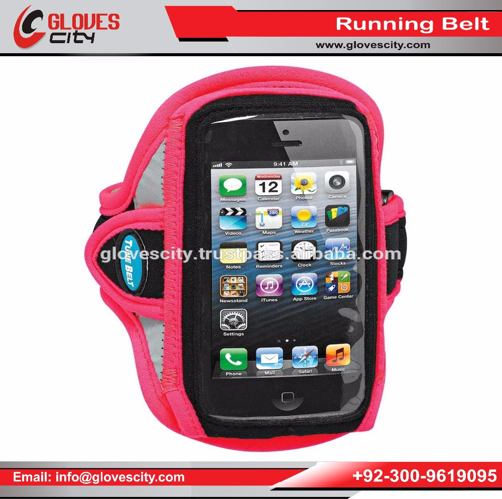 Wrist Phone Pocket Sport Running Belt