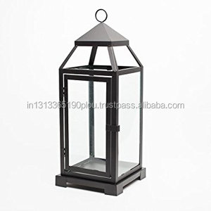 Home Decor Wedding Party custom candle metal lantern