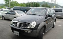 2003 SSANGYONG REXTON 4WD RE290 KOREAN USED CAR (17060083)
