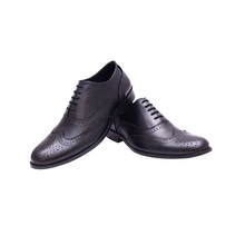 Formal Italian-Style Handmade Leather Brogue Shoes for Men for all Season Size range from 40-48