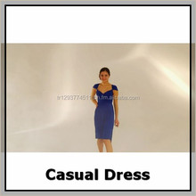 Casual Dress High Quality 2017 New Design Women Wrap Dress