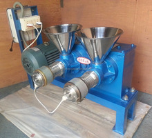 olive oil making machine
