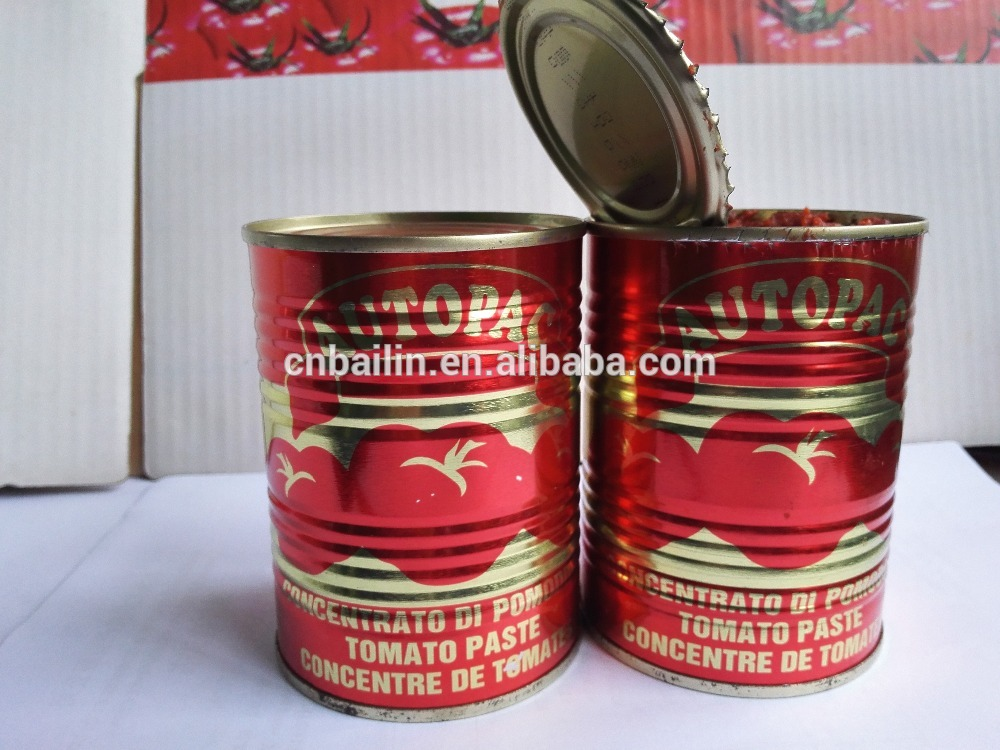 all seasoning tinned tomato paste to tomato sauce