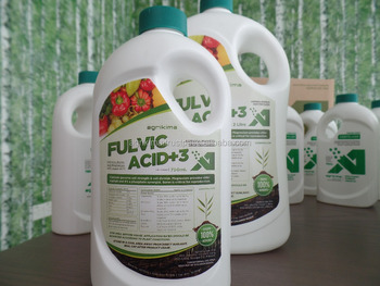 99.9% water solubility fulvic acid liquid fertilizer Fulvic Acid+3