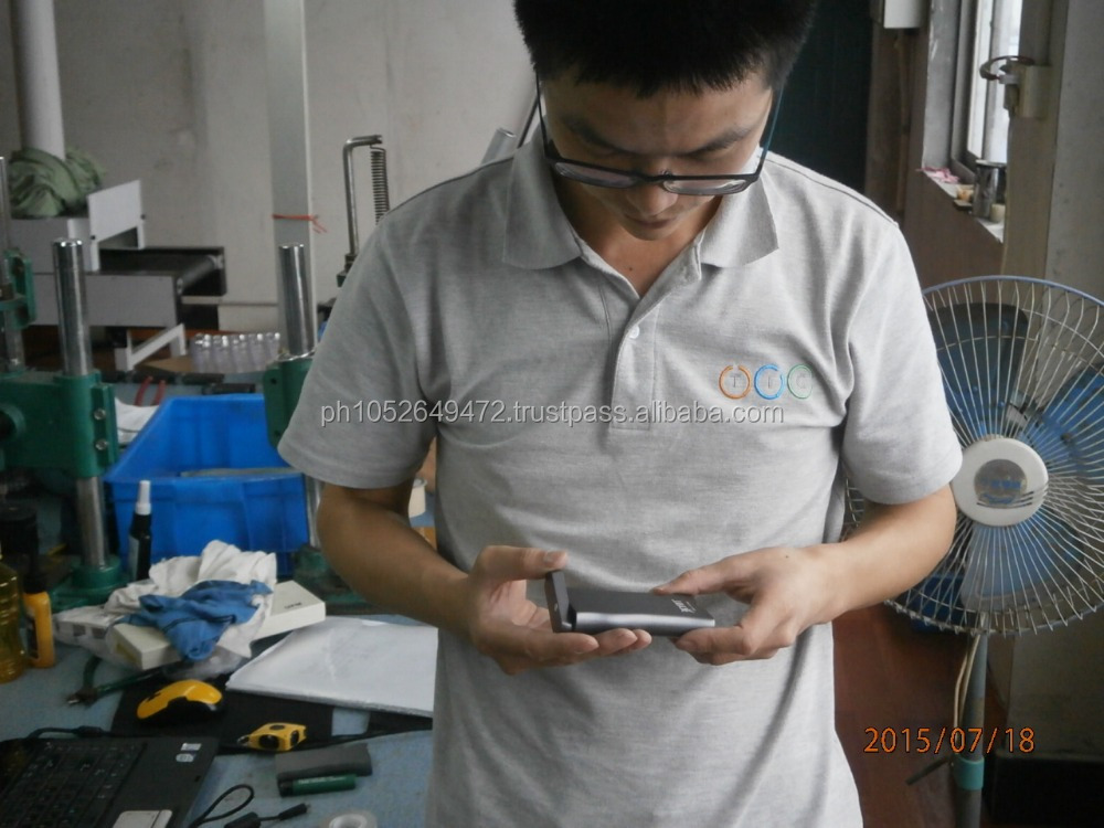 3rd Party Inspection Service in China - Mobile Power Bank