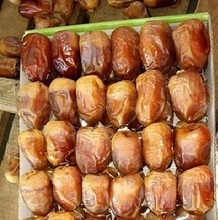 egyptian semi-dry dates high quality Grade A