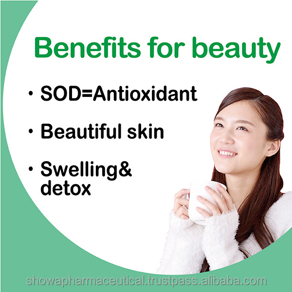 Food supplement for beauty skin health and natural herbal flavor detox tea rooibos 100% made in japan OEM available
