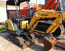 Good Performance Used Yuchai Excavator YC13 made in China, Construction Equipment for hot sale