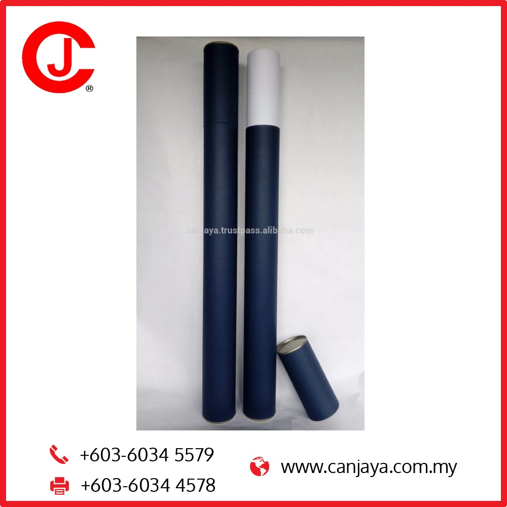 Poster Postal Tube for Mailing Document Transfer