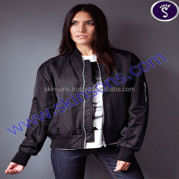 Customized color high quality women parka