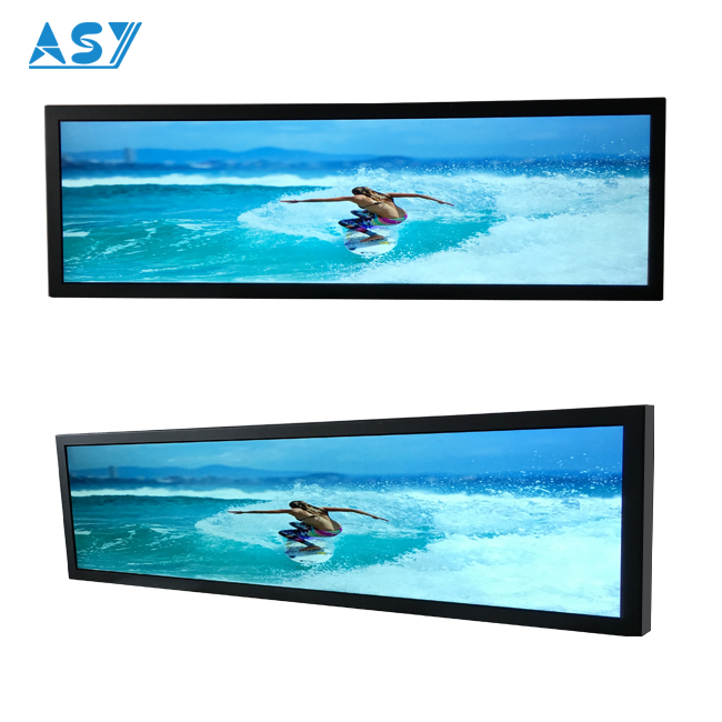 Full Color Electronic shelf digital display for Store Edge Display