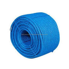 twisted packing pe plastic rope