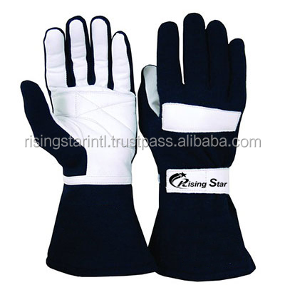 Nomex high Quality Car Racing Custom gloves