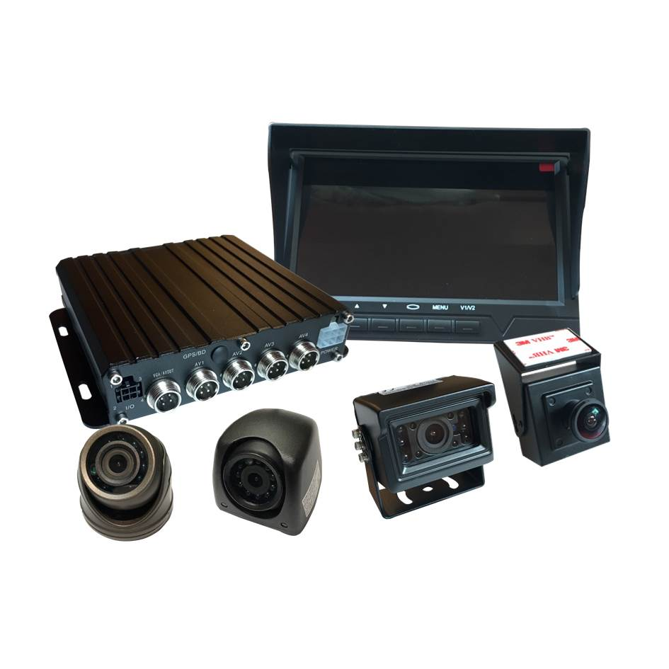 full hd 1080p vehicle blackbox <strong>4ch</strong> cctv <strong>dvr</strong> kit