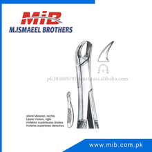New Dental Upper Molars Right Extraction Forceps (American Pattern)