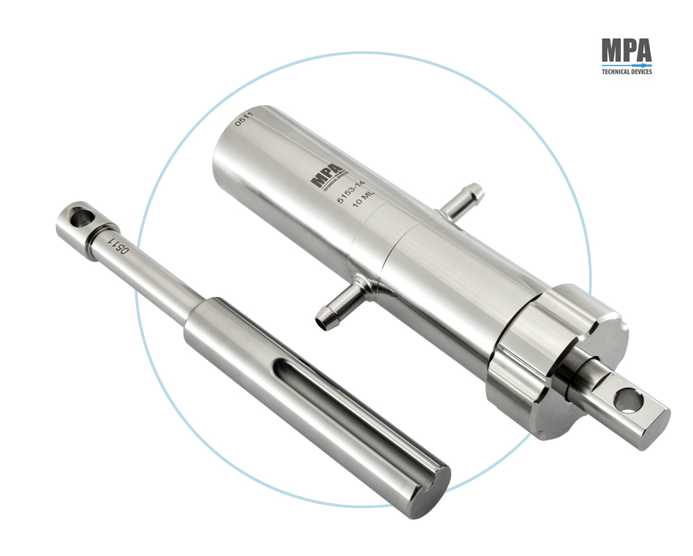 MPA TECHNICAL DEVICES - PHARMACEUTICAL STAINLESS STEEL - METERING DOSING PUMPS FOR STERILE ASEPTIC MACHINES
