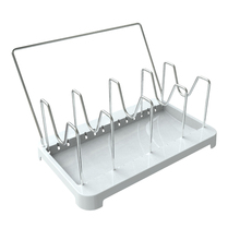 Wholesale Korea trade large kitchenware inokha frying pan rack