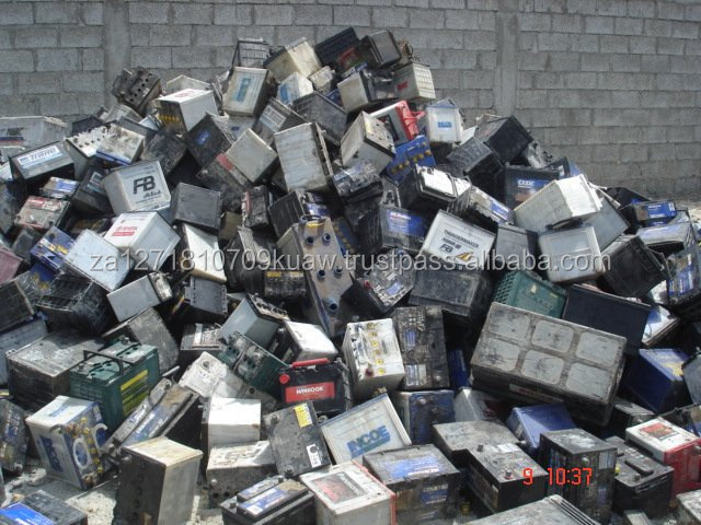 Drained Lead-Acid Battery Scrap /Battery lead drained scrap/USED Waste Auto, Car and Truck battery, Drained lead battery scrap