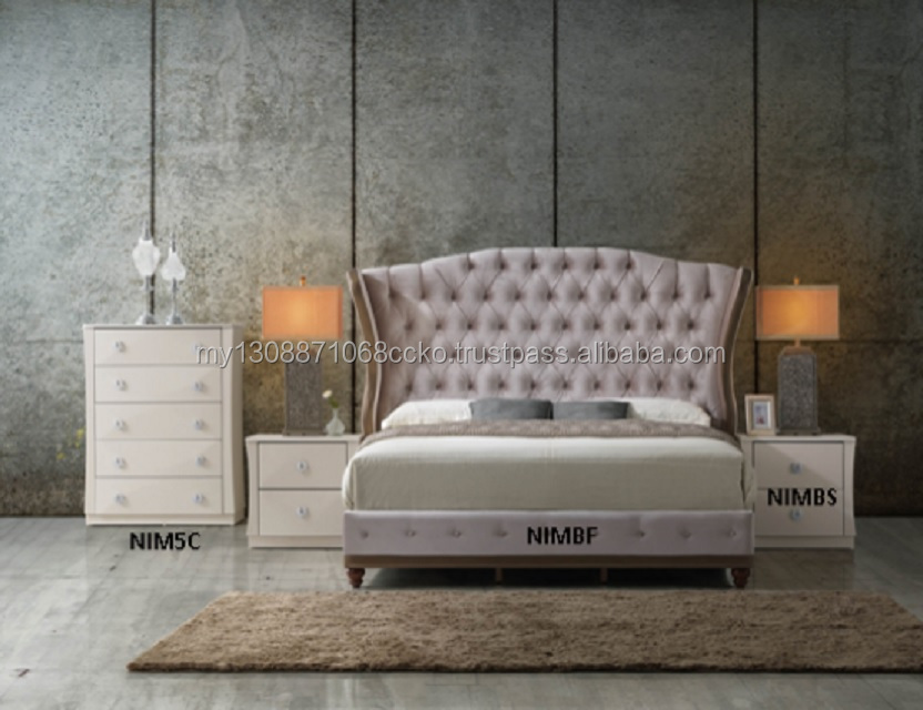 Nimbo Classic Contemporary Master Bedroom Set - Buy Italian Classic Bedroom  Set,Large Bedroom Furniture Set,Bedroom Set For Home Product on ...