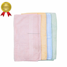 Highest quality microfiber suede car towel for household