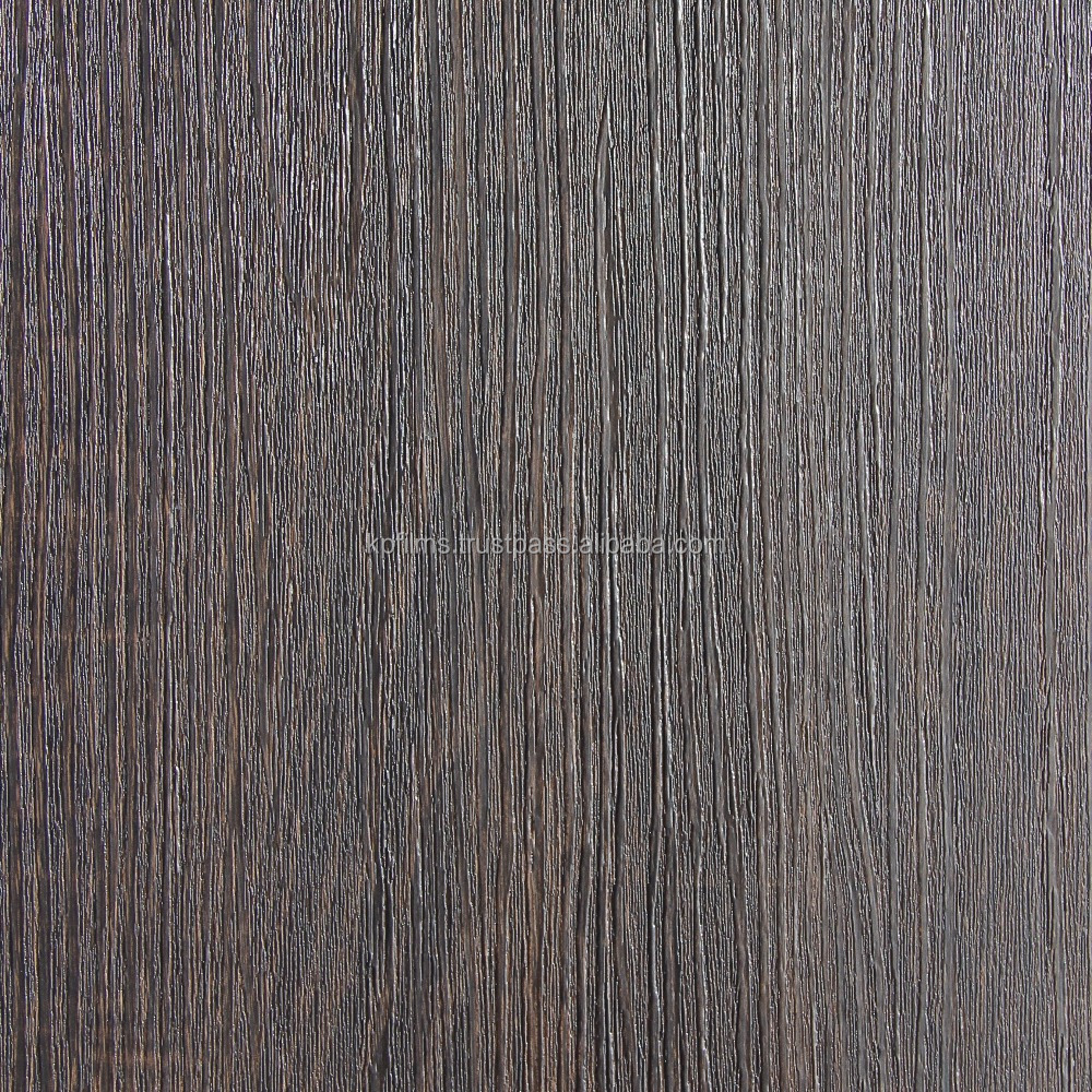 Pentadecor Anti - Scratch 3D Wood Grain PVC Protective Lamination Film from Germany