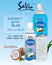 SaVia Coconut Drink_Aloe