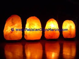 Customized Himalayan Crystal Natural salt lamp 3-5 kg. Made with pure Himalayan natural pink crystals