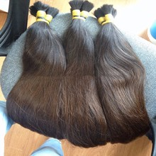 2017 Popular Product Factory Raw Hair Price 1#B Cabelos 100 Humano