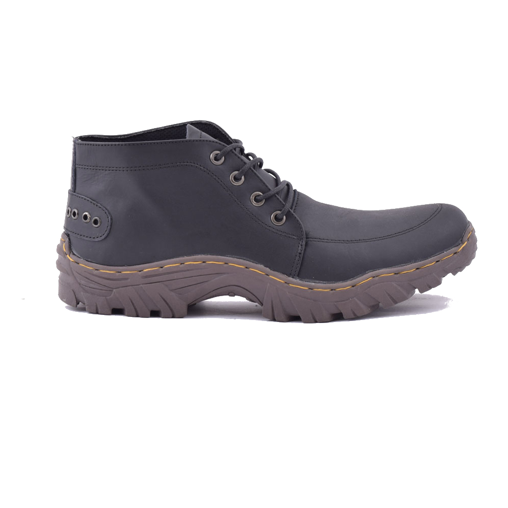 Mens Shoes Jakualo Black Handmade Best Leather Boots