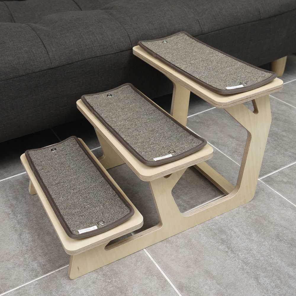 NATURAL SCRATCHER for PET European eco-friendly pet furniture Easy to assemble
